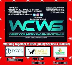 Carwash Installs