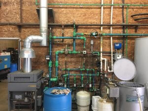 Hydronic Heating System Red Deer