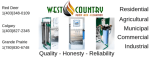 West Country Pump and Filtration Ltd. Reverse Osmosis