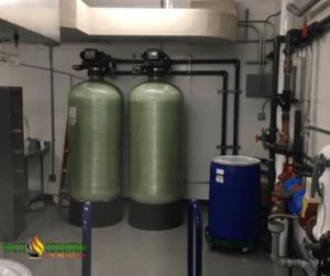 Carbon Filtration Commercial System