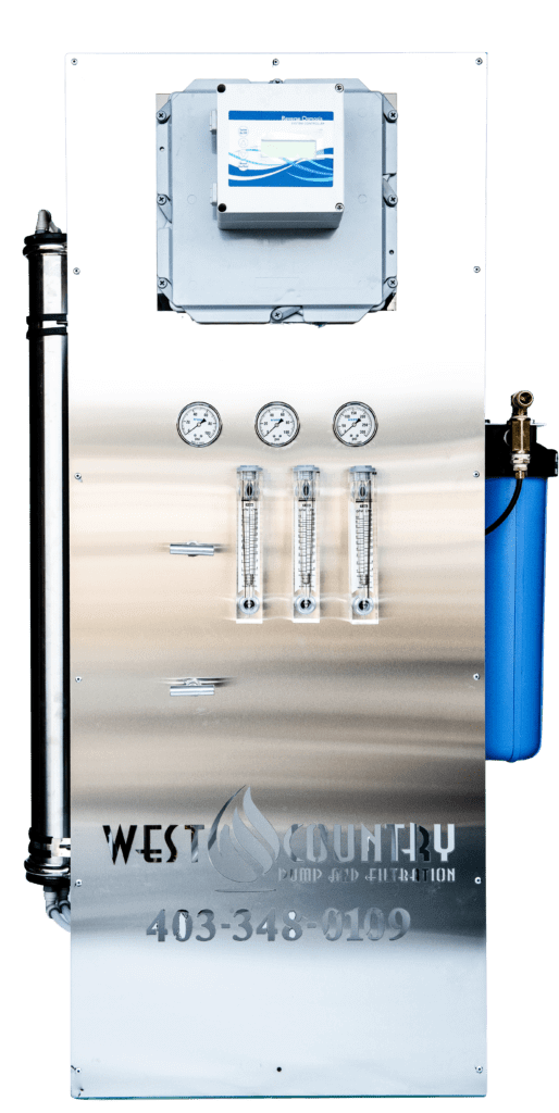 West Country Pump Reverse Osmosis